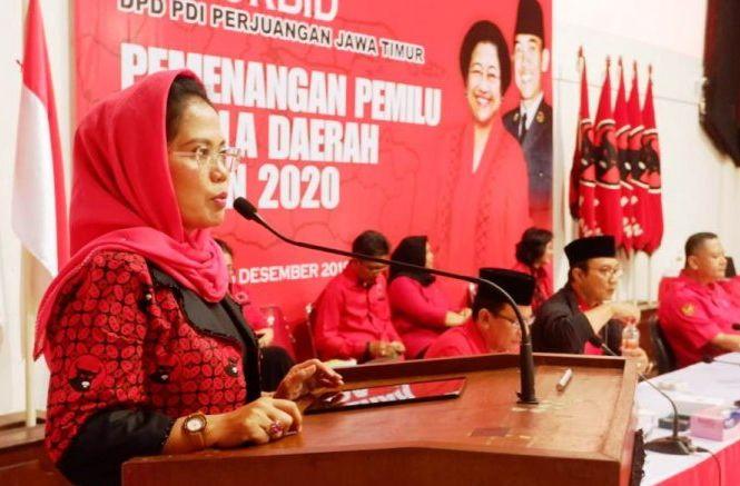 Partai Bertekad Menangkan 15 Pilkada di Jatim