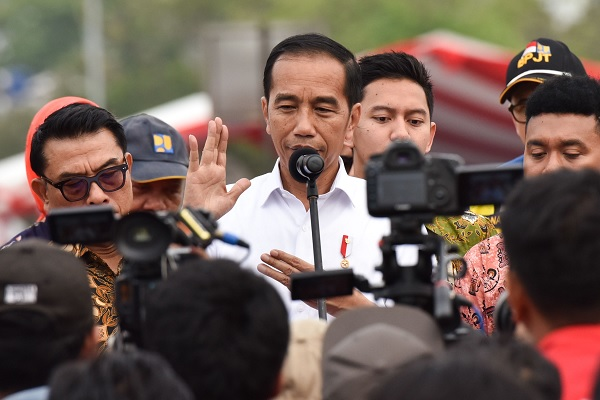 Tak Hanya Garuda, Jokowi: Sikap Erick Pesan Untuk Semua!