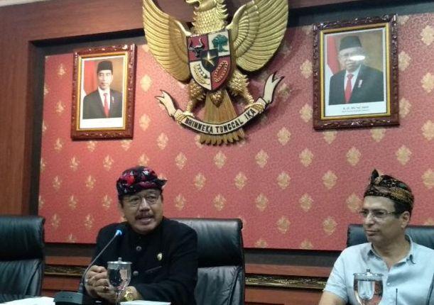 Cok Ace Ingin Jadikan Bali