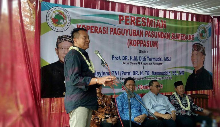 Kang Hasan Tekad Lepaskan Masyarakat dari Jeratan Rentenir