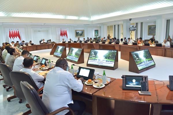 Jokowi Minta 'Rest Area' Utamakan Produk Lokal UMKM