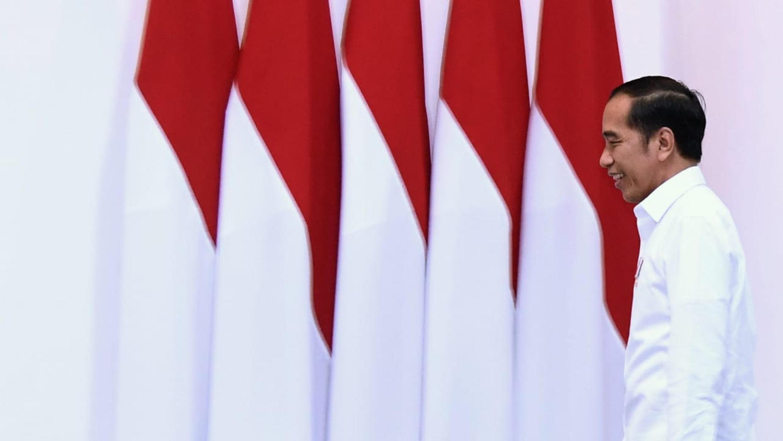 Jokowi Minta Mahfud Kawal Penyelesaian Kasus Pelanggaran HAM