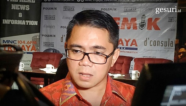Arteria Dahlan: KPK Kok Takut Banget Yang Namanya Dewas?