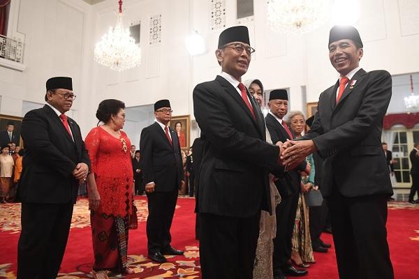 Sembilan Nama Wantimpres Jokowi, 'Very Good'!