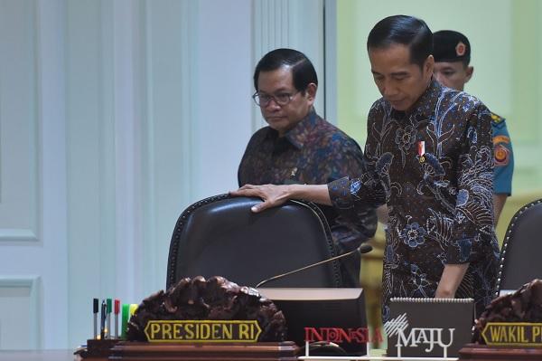Jokowi: Perpindahan Ibu Kota, Percepat Transformasi Ekonomi