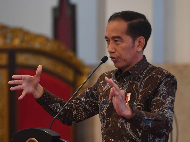 Presiden Harap Ketua DPR Percepat Omnibus Law