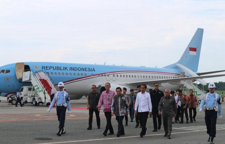 Ini Agenda Kunjungan Presiden Selama di Kalimantan Timur