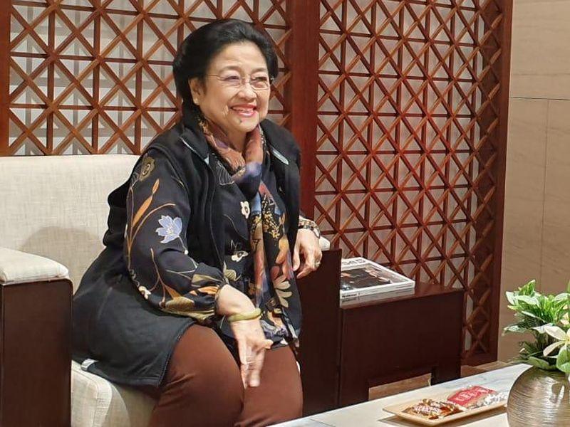 Megawati: Saya Merindukan Kaum Perempuan Ingin Jadi Presiden