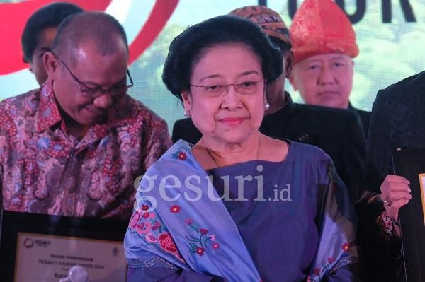 Manakala Megawati Mewariskan Trisakti ke Generasi Muda