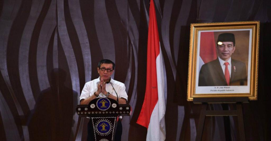 Yasonna Targetkan Omnibus Law Dibahas DPR Januari 2020
