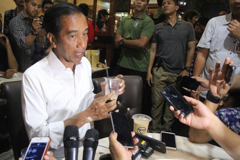 Presiden Resmikan Bendungan Kamijoro Kulon Progo