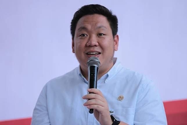 Charles Dukung Nota Protes Diplomatik ke Pemerintah China