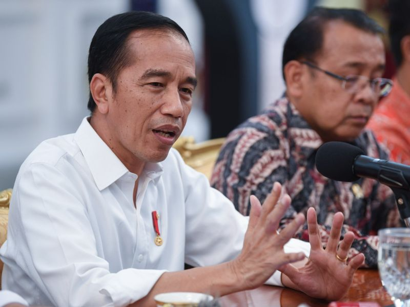 Presiden Lewati Tahun Baru di Yogyakarta