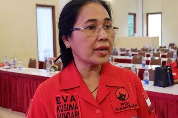 Eva Harap Tahun 2020 Indonesia Makin Sejahtera
