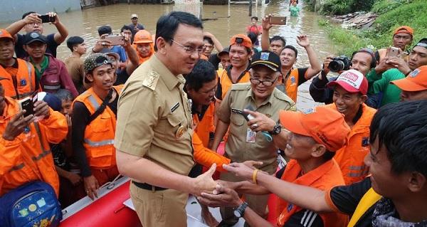 Banjir Jakarta, Ahok Dirindukan Masyarakat