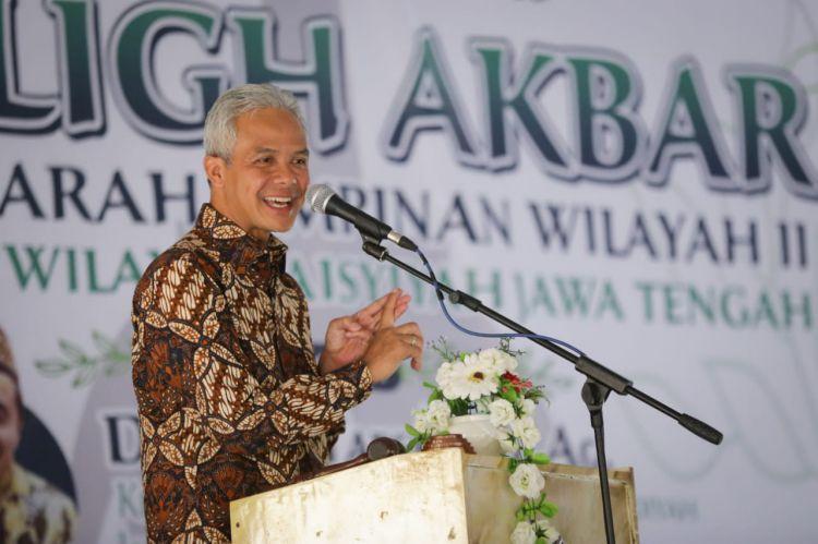 Ganjar Siap Kirim Lagi Bantuan ke Jakarta Jika Dibutuhkan