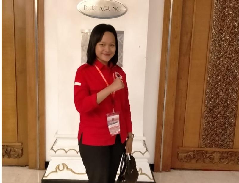 Debora Melani, Banteng Milenial dari Sukoharjo