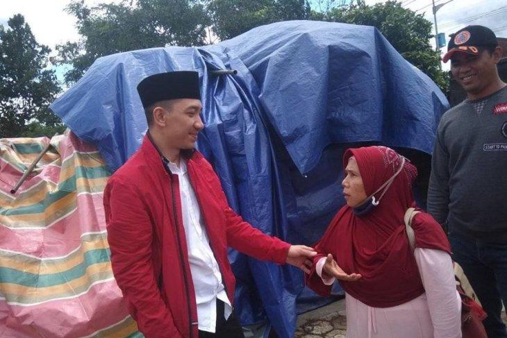 Penanganan Korban Banjir, Hasbi Serukan Gotong Royong