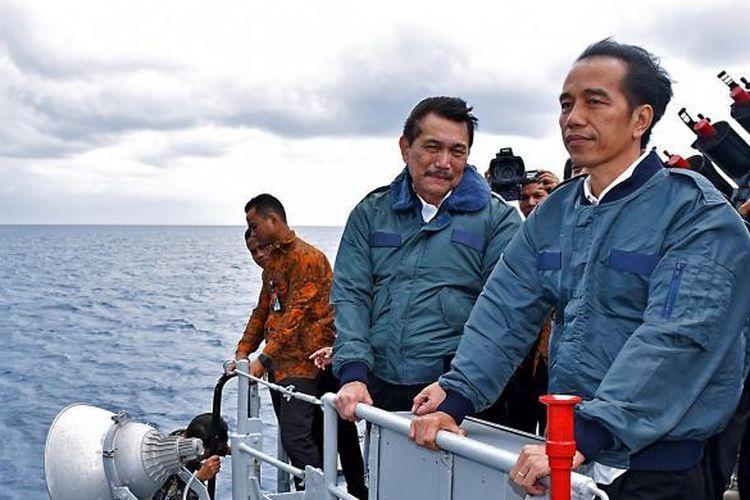 Pertegas NKRI, Presiden Jokowi Hadir di Natuna