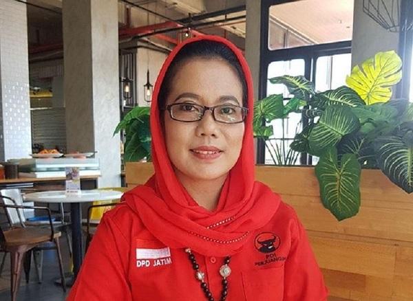 Megawati Jadi Ilham Kesuksesan Karir Politik Sri Untari