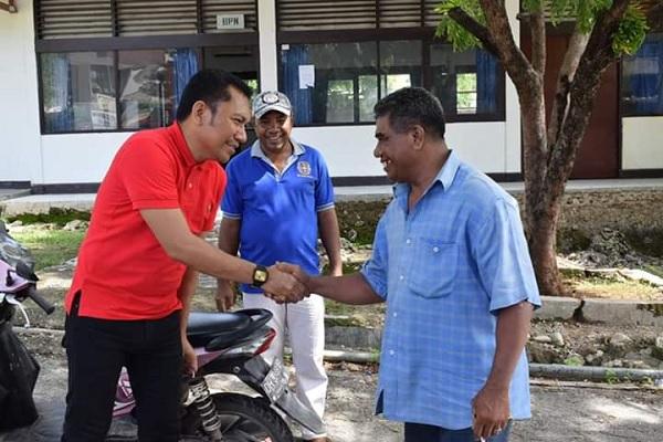 Di Tenau, Ansy Tekankan Pentingnya Kebijakan Pro Nelayan