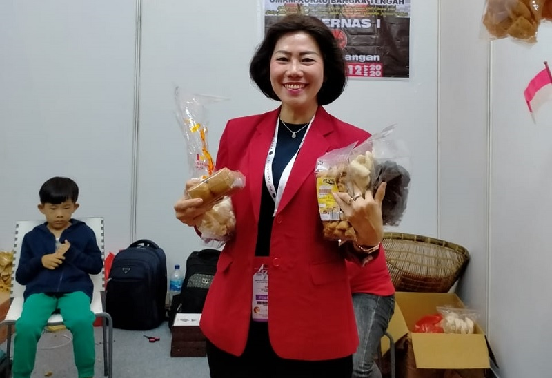 Me Hoa Ingin Terus Merajut Kedekatan dengan Rakyat