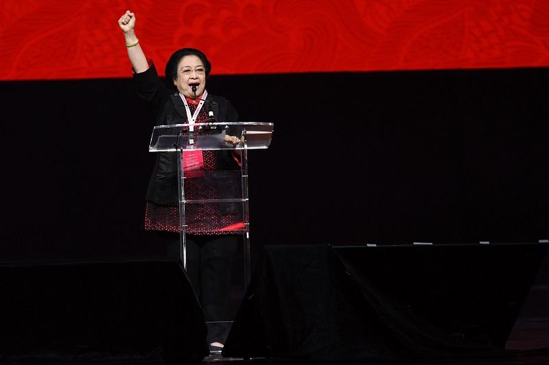 Megawati Minta Kadernya Disiplin dan Bela Hak Rakyat