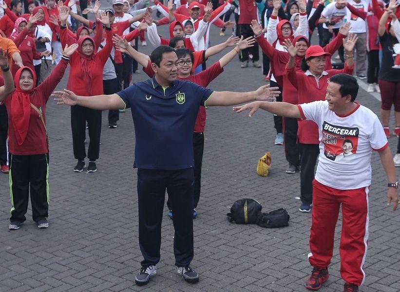 Mantap, Semarang Segera Luncurkan Fitness Center Gratis