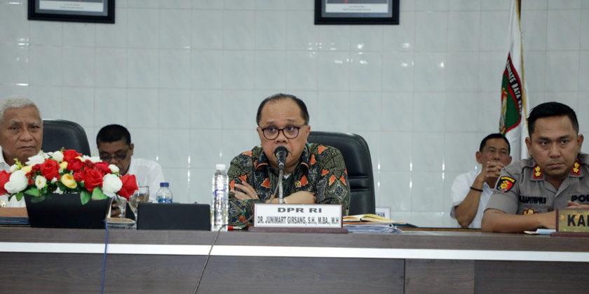 Junimart Minta KPU Cegah KTP Palsu dalam Pilkada