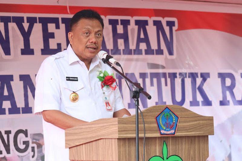 Olly Harap Tito Segera Beri Keputusan Soal Bupati Talaud