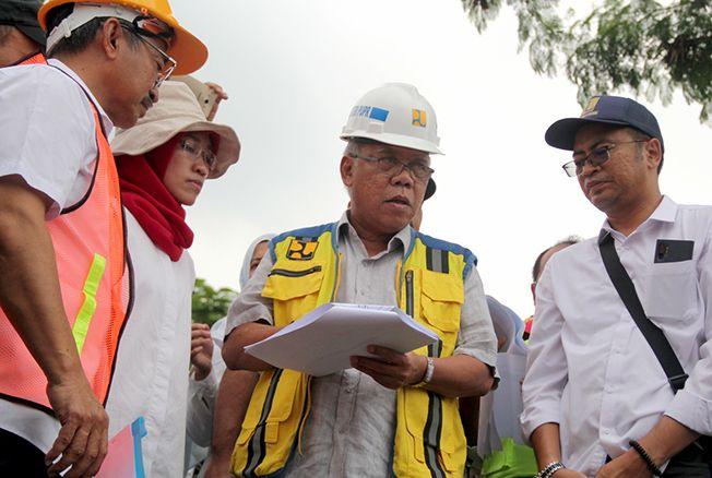 Pemerintah Telusuri Penyebab Banjir di Kota Surabaya