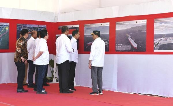 Jokowi Resmikan Hotel Inaya Bay & Kawasan Marina Labuan Bajo