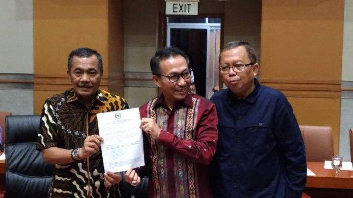 Komisi III Putuskan Setujui 5 Nama Calon Hakim Agung