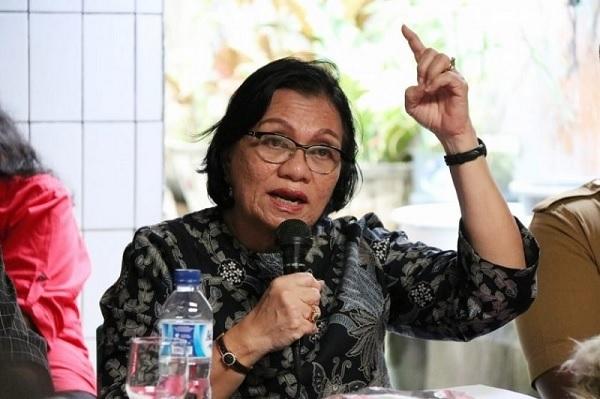 Adriana Ungkap Buruknya Pertumbuhan Tanaman Jati di Sulut