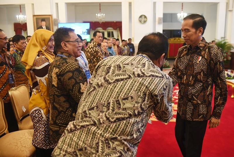 Presiden Peringatkan Para Menteri Hati-Hati Beri Informasi