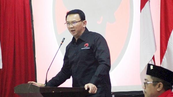 Ahok Haturkan Doa dan Harapan Untuk Megawati