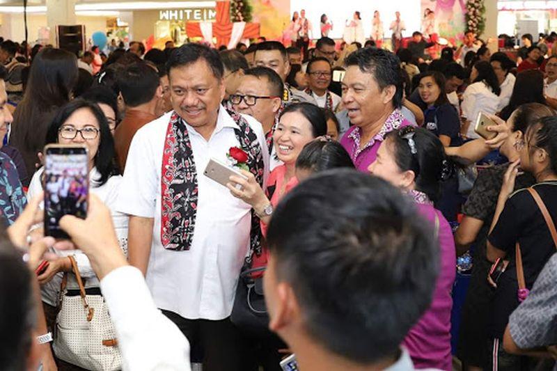 Olly: Perayaan Imlek Bukti Kerukunan di Sulut
