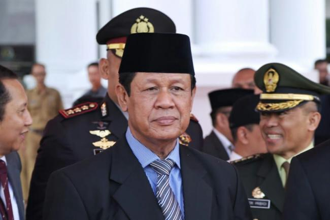 Isdianto Tolak Kebijakan Pemerintah Hapus Tenaga Honorer