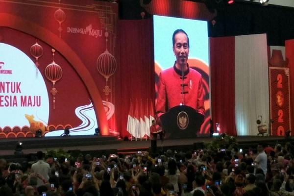Ahok Disindir Jokowi, Tak Hadir di Perayaan Imlek Nasional
