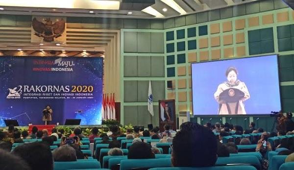 Megawati: BRIN Harus Pegang Prinsip Pada Kedaulatan Negara