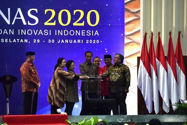 Jokowi: BRIN Identifikasi Riset Sesuai Kebutuhan Bangsa