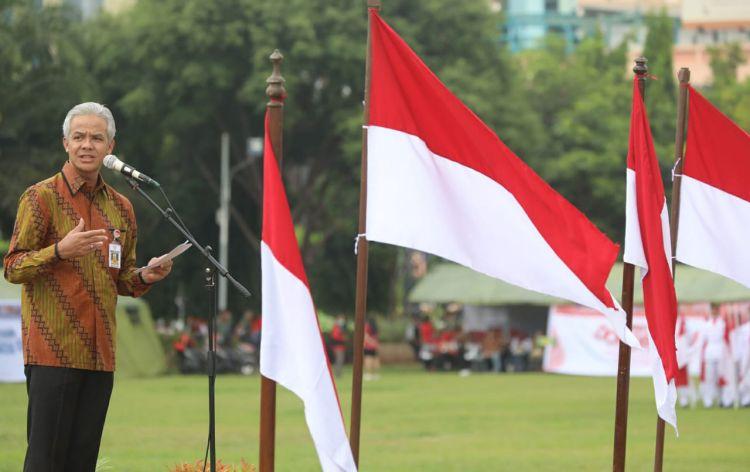 Mantap, Ganjar Targetkan Pertumbuhan Ekonomi Jateng 7 Persen