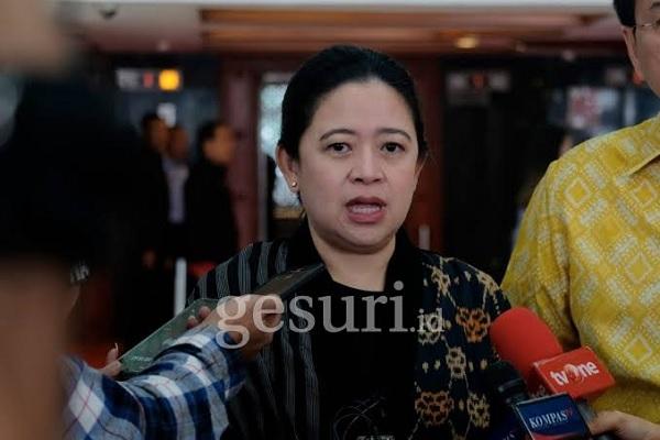 Puan Tegaskan Indonesia Harus Bersatu Hadapi Corona