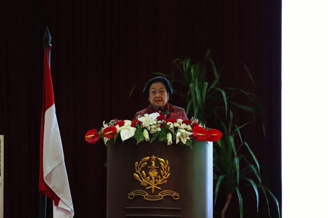 Di Akmil Magelang, Megawati Kenang Pertanyaan Cucu