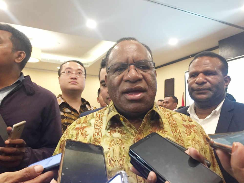 PDI Perjuangan Papua Bidik Lima Kemenangan di Pilkada