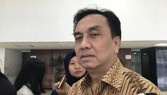 Effendi Usulkan ke Presiden Jokowi Segera Reshuffle Kabinet