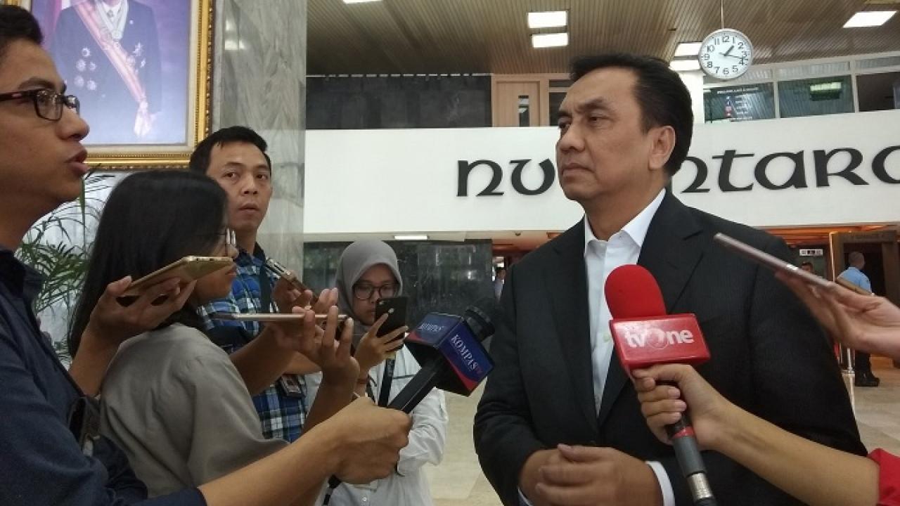 Effendi Ajak Presiden Diskusi Ibu Kota Negara yang Baru