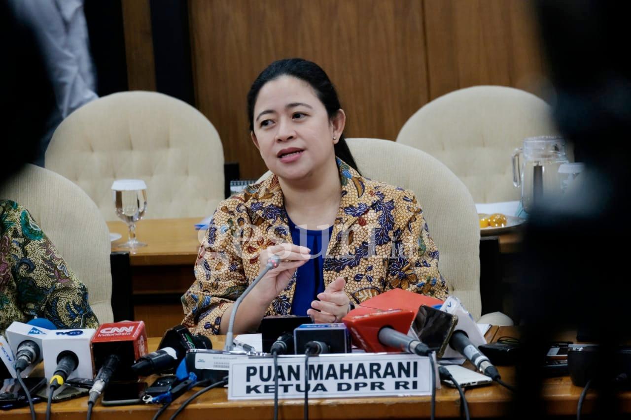 Puan Akan Terima Doktor HC dari Universitas Diponegoro