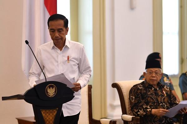 Jokowi Perintahkan Kapolri Usut Kasus Gereja di Karimun