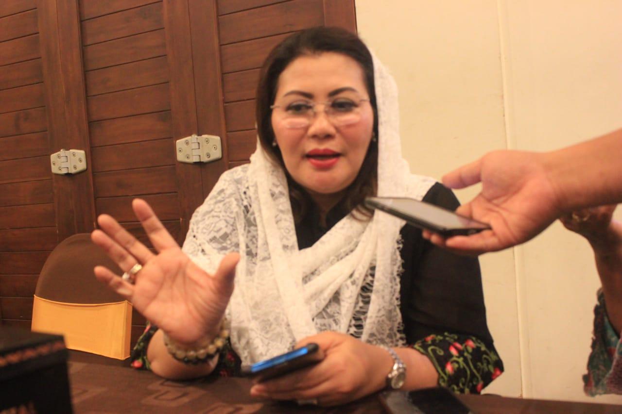 Ina Sosialisasikan Badan Pengelolaan Keuangan Haji